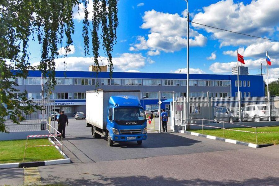 Бизнес Центр ОПК Зеленоградский