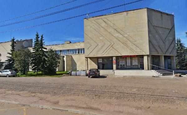 Офисное здание на ул. Лисицына, 5