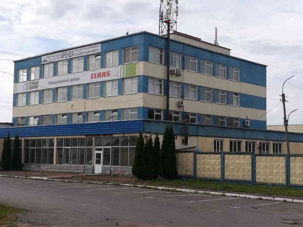 Бизнес-центр на Московском шоссе, 147