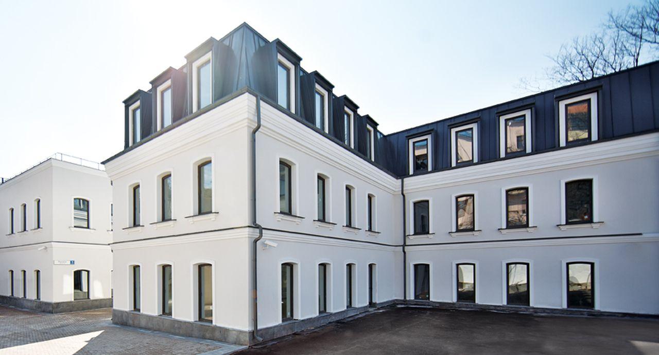 Поиск помещения под офис Весковский тупик объявления недвижимость продажа коммерческая