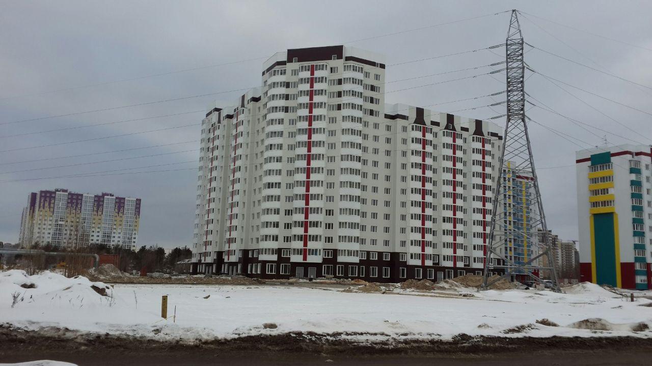фото ЖК по ул. Ивана Захарова