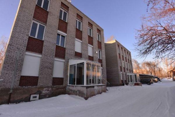 Офисное здание Красногорский