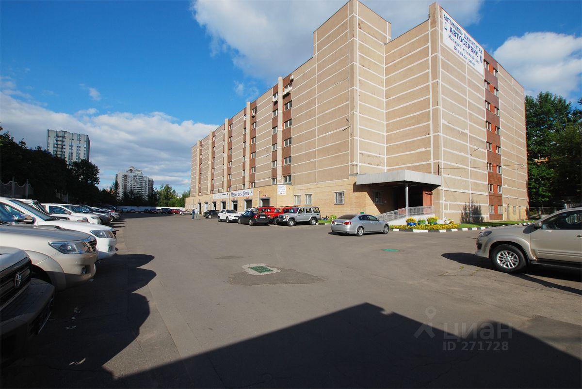 Коммерческая недвижимость Каховка улица гостиница аренда офиса москва