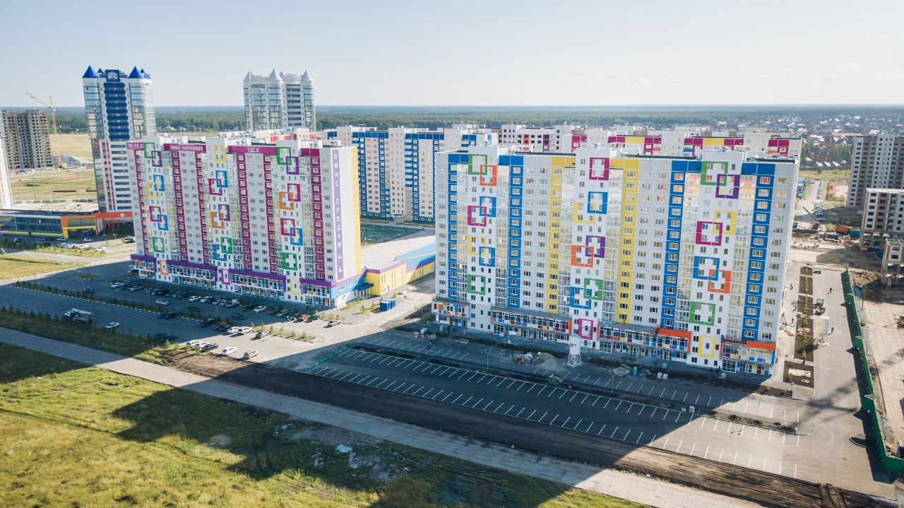 купить квартиру в ЖК Ново-Патрушево