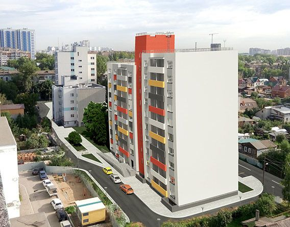 Коммерческая недвижимость новостройки самара аренда офиса складочная 1 с 18