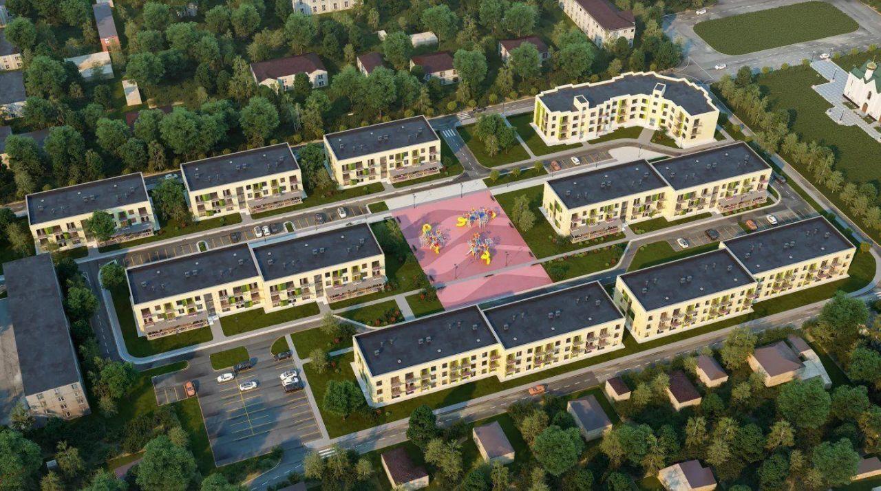 купить квартиру в ЖК Дубровка на Неве