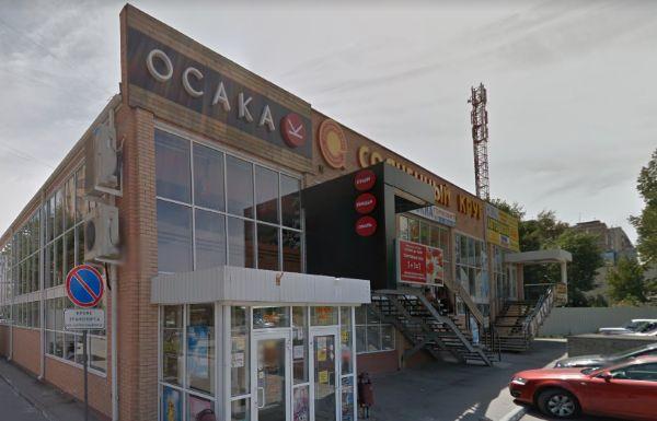 Торговый центр на ул. Таганрогская, 114Е