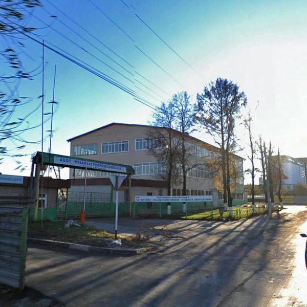 Производственно-складской комплекс на Михайловском шоссе, 63