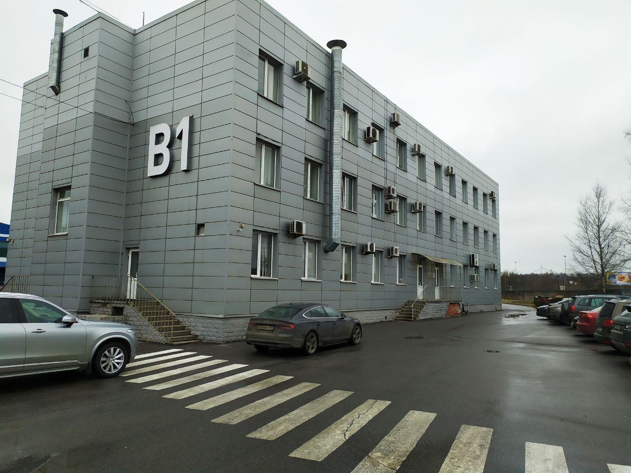 Бизнес Центр RAUM Парнас (РАУМ Парнас)