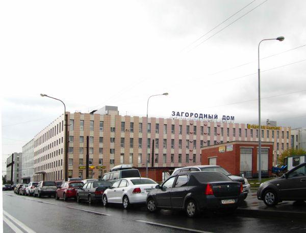 Торгово-офисный комплекс Загородный дом