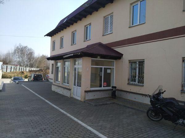 Офисное здание на ул. 2-я Первомайская, 4