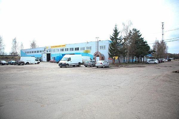 Офисно-производственный комплекс Техцентр на Объездной