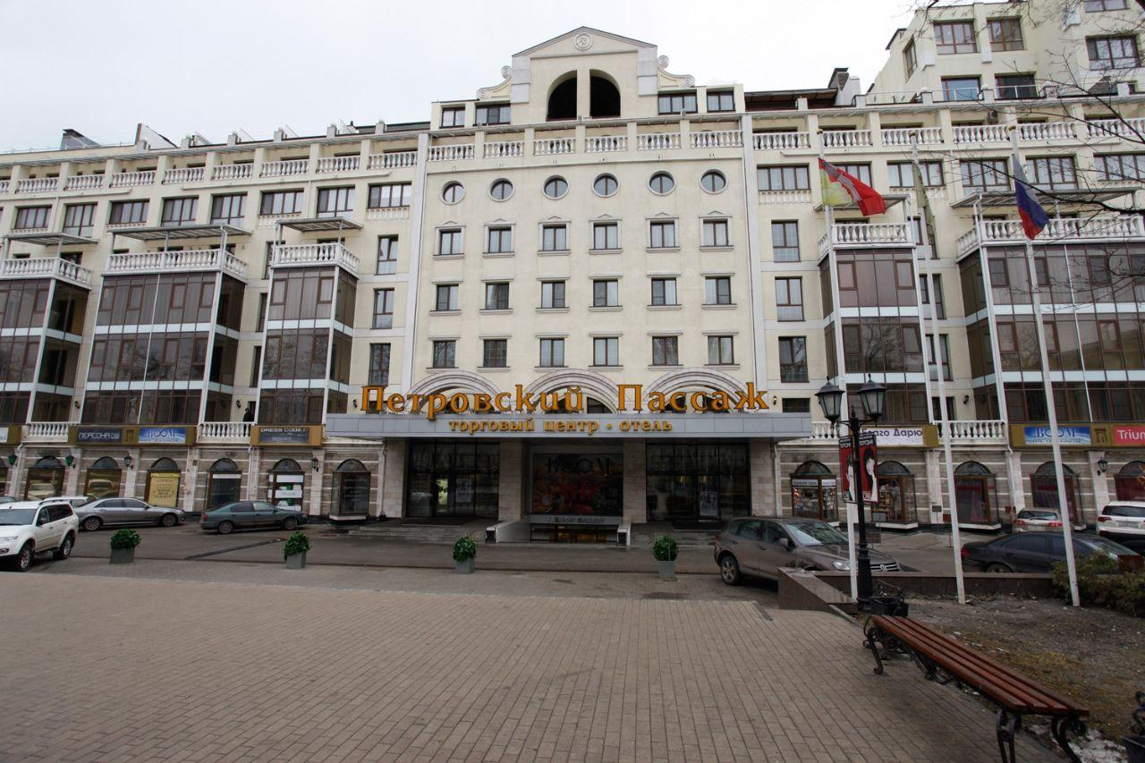 аренда помещений в ТЦ Петровский Пассаж