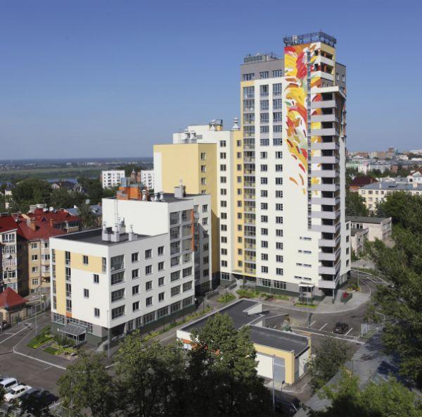 1-я Фотография ЖК «Клубный дом на Нижегородской»