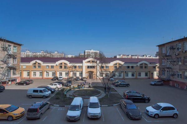 Бизнес-парк ИТКОЛ-Текстильщики