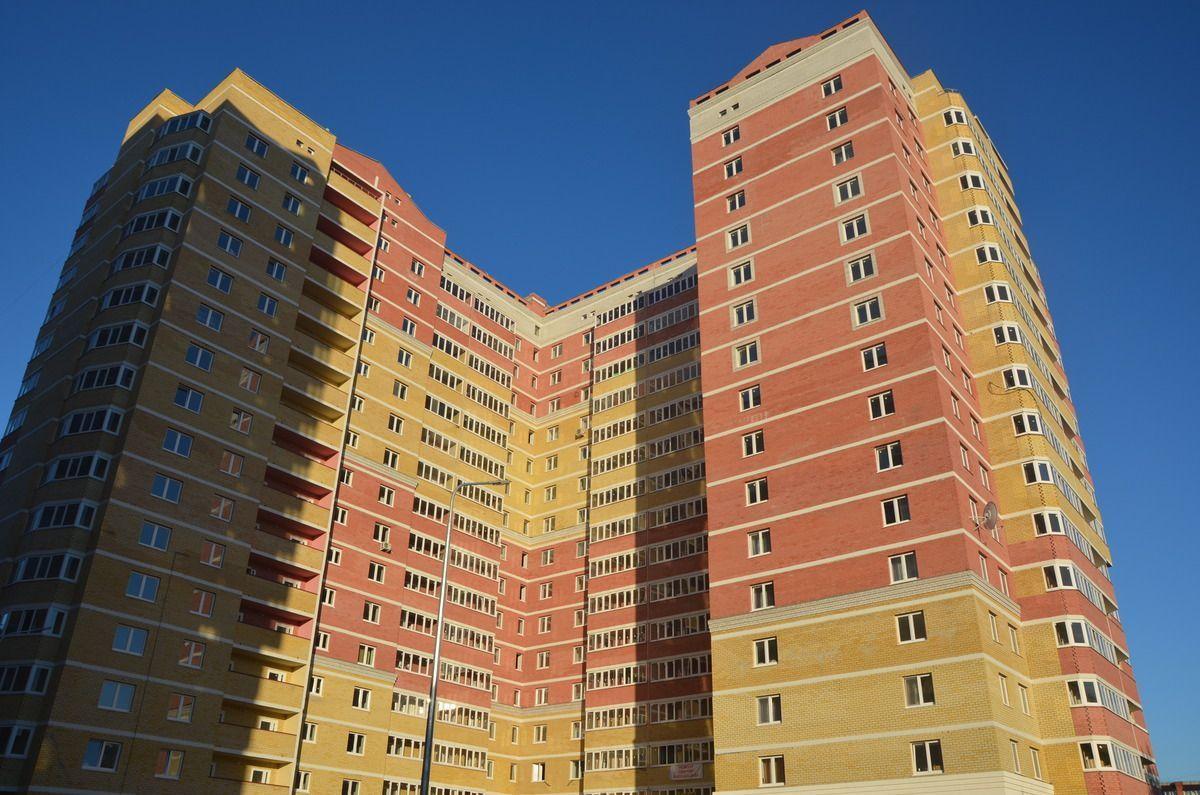 жилой комплекс по ул. Депутатской 112