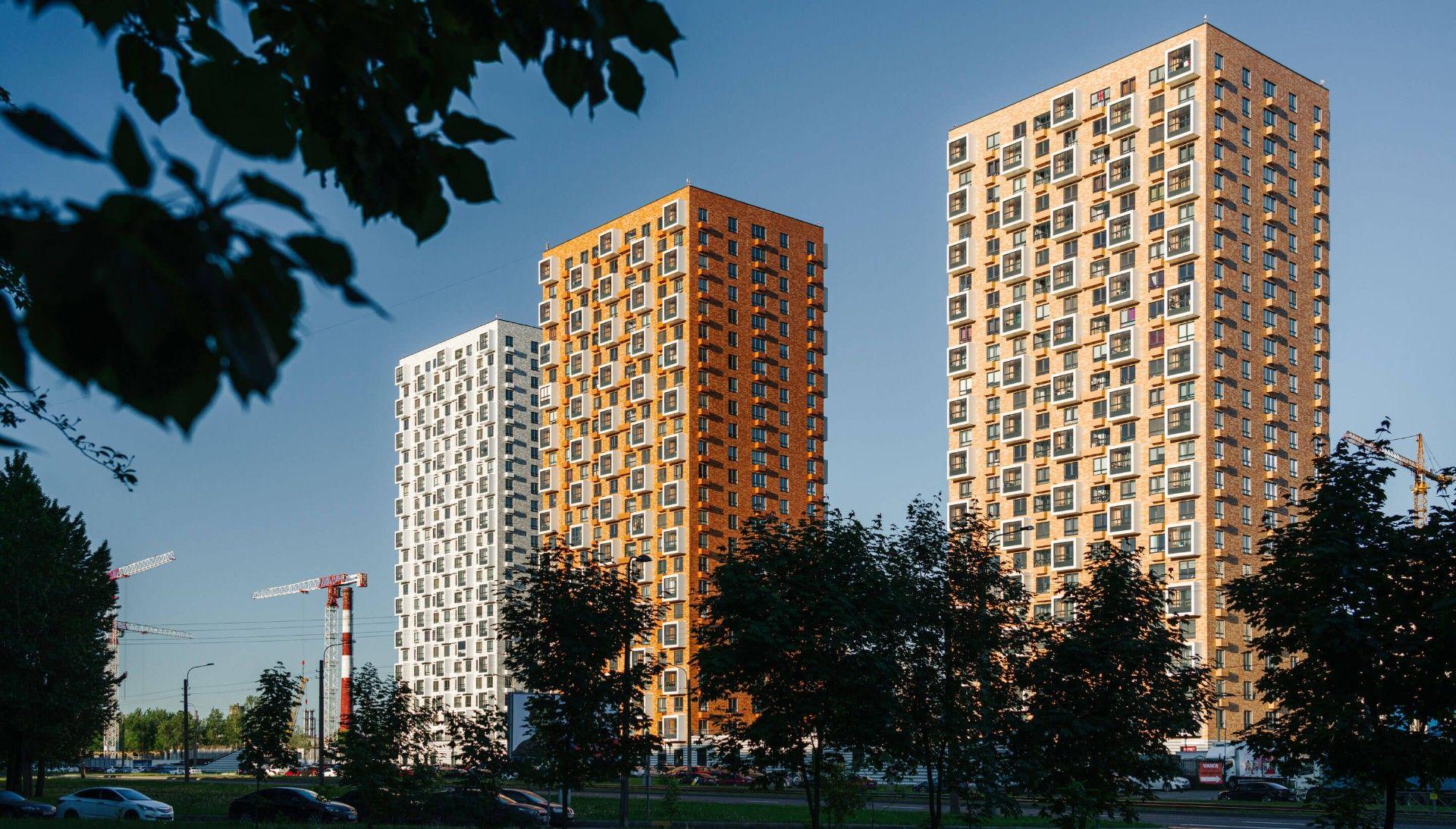 жилой комплекс Дальневосточный 15