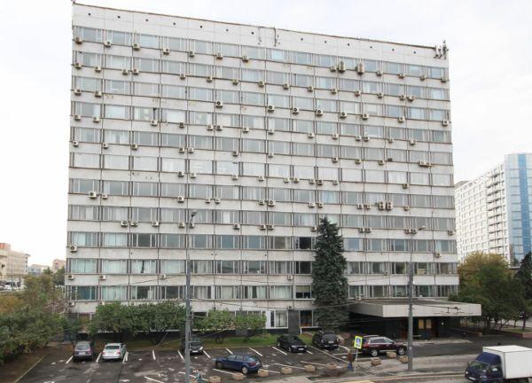 Административное здание в Бумажном проезде, 14с1