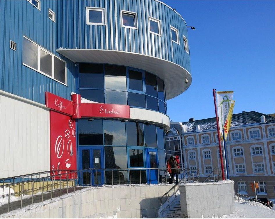 Торговом центре Новомариинский