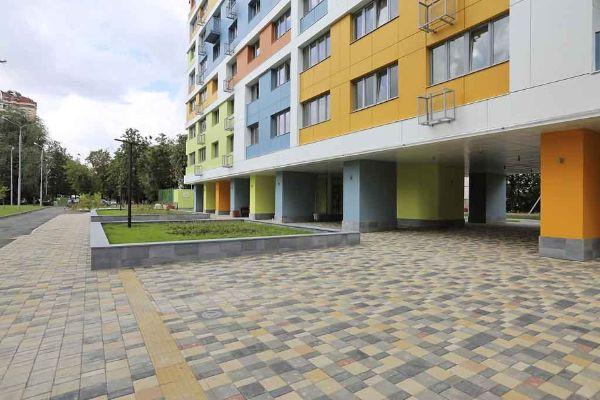 1-я Фотография ЖК «На Нижегородской»