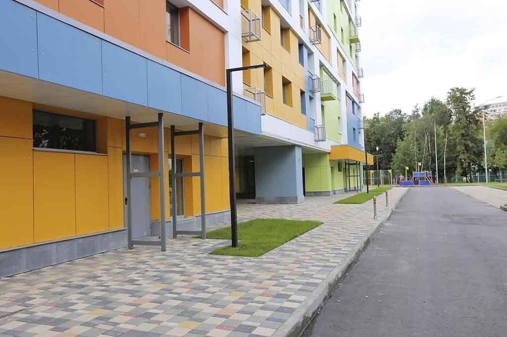 жилой комплекс На Нижегородской