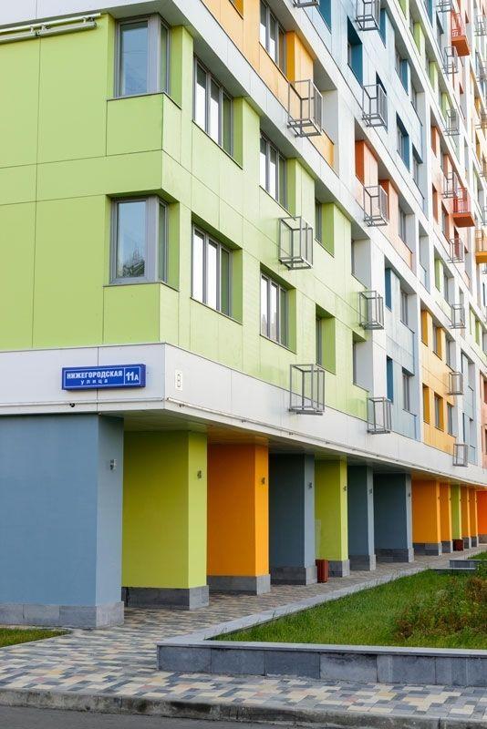 купить квартиру в ЖК На Нижегородской