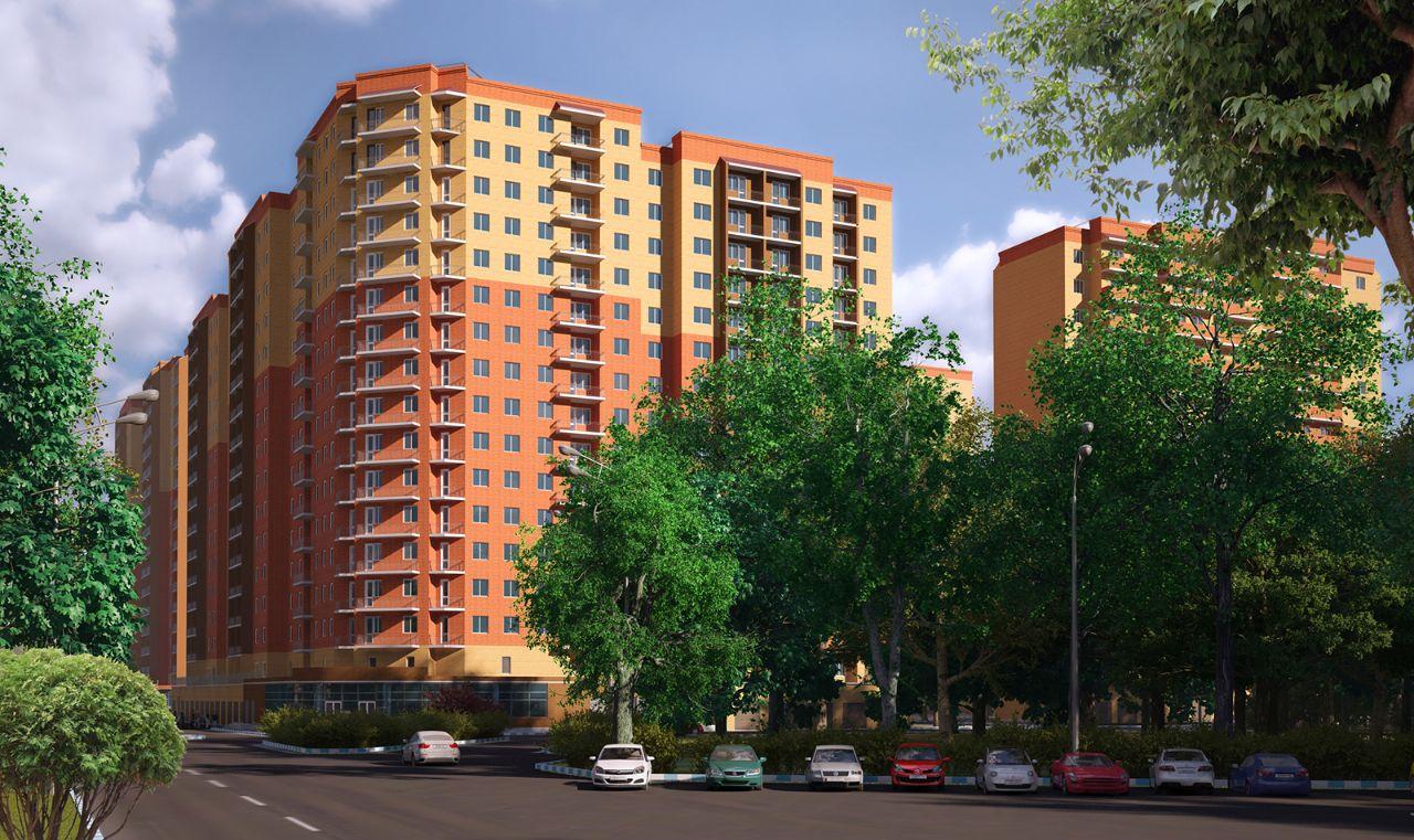 купить квартиру в ЖК Прогресс