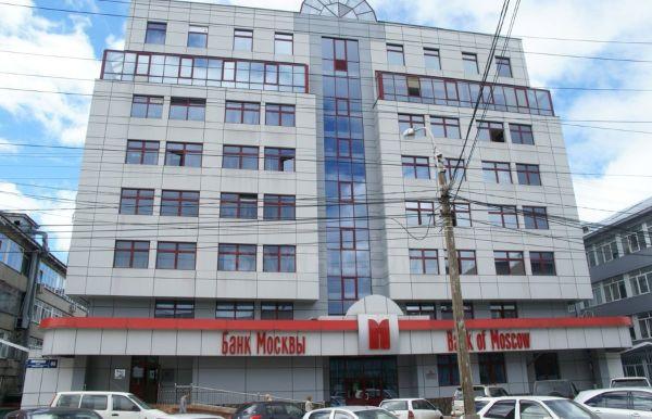 Бизнес-центр на ул. Амурская, 88