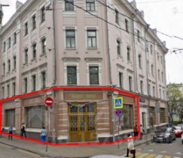 Офисные помещения Сретенка улица портал поиска помещений для офиса Динамо