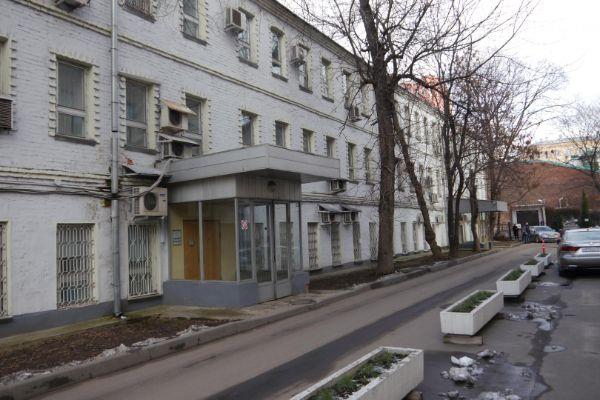 Административное здание на Смоленском бульваре, 24с2