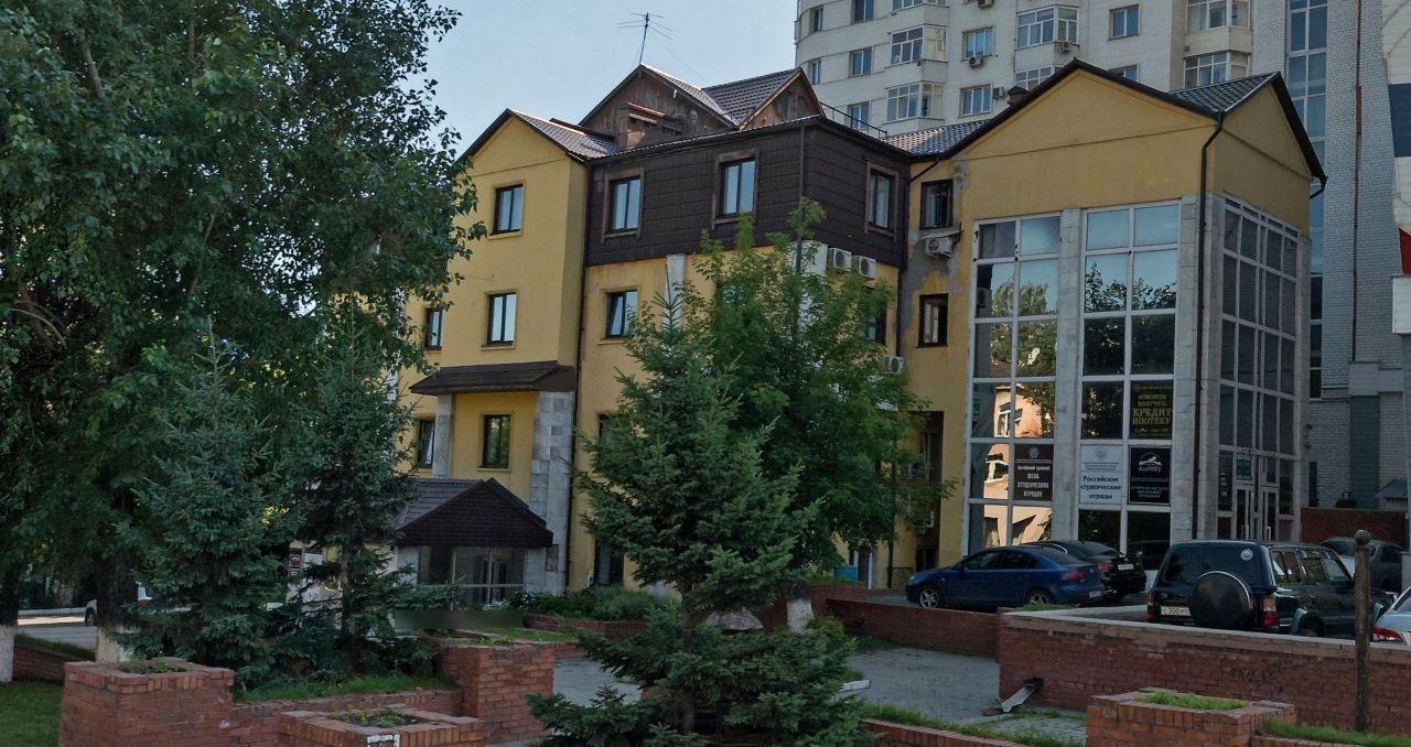 аренда помещений в БЦ на Социалистическом проспекте, 87