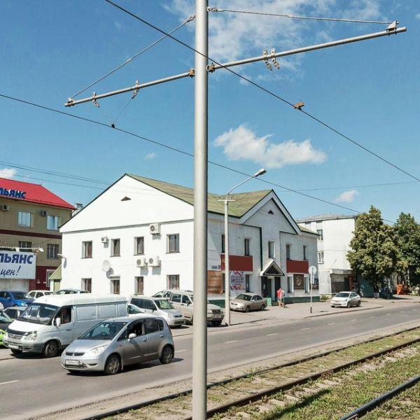 Отдельно стоящее здание на Кузнецком проспекте, 97