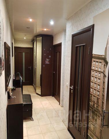Продается двухкомнатная квартира за 3 650 000 рублей. Московская обл, г Жуковский, ул Гагарина, д 7.