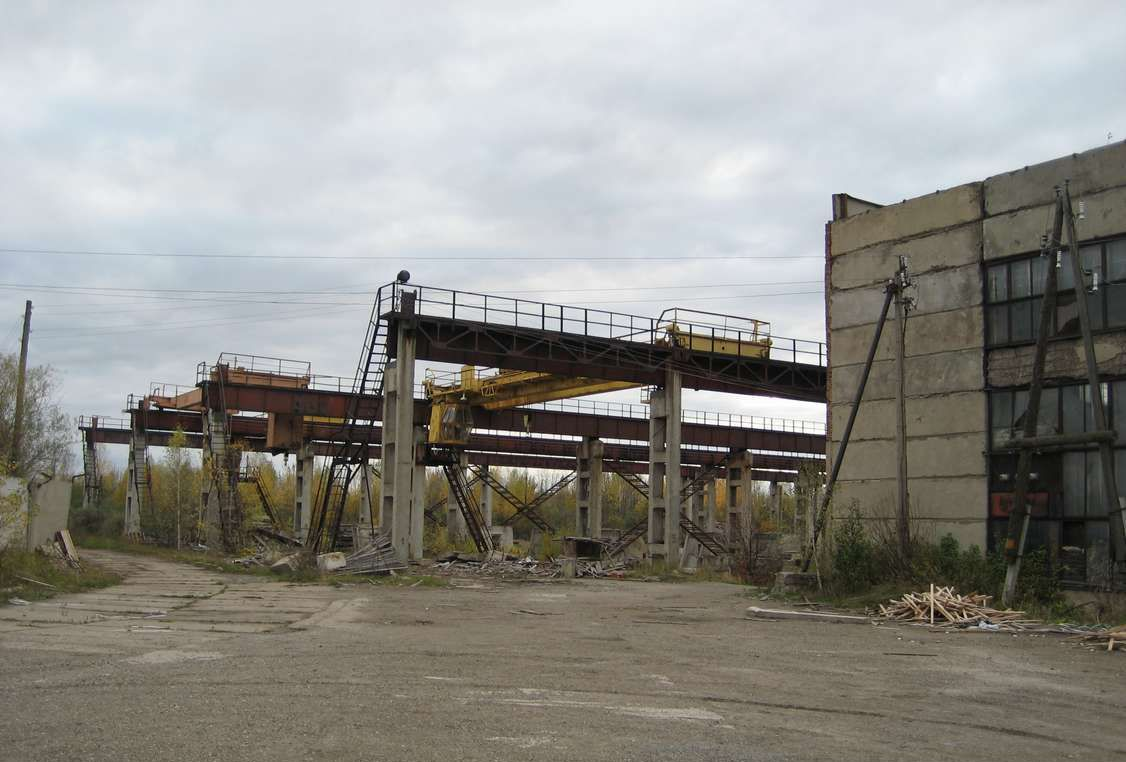 Где находится завод жби железобетонная железнодорожная плита