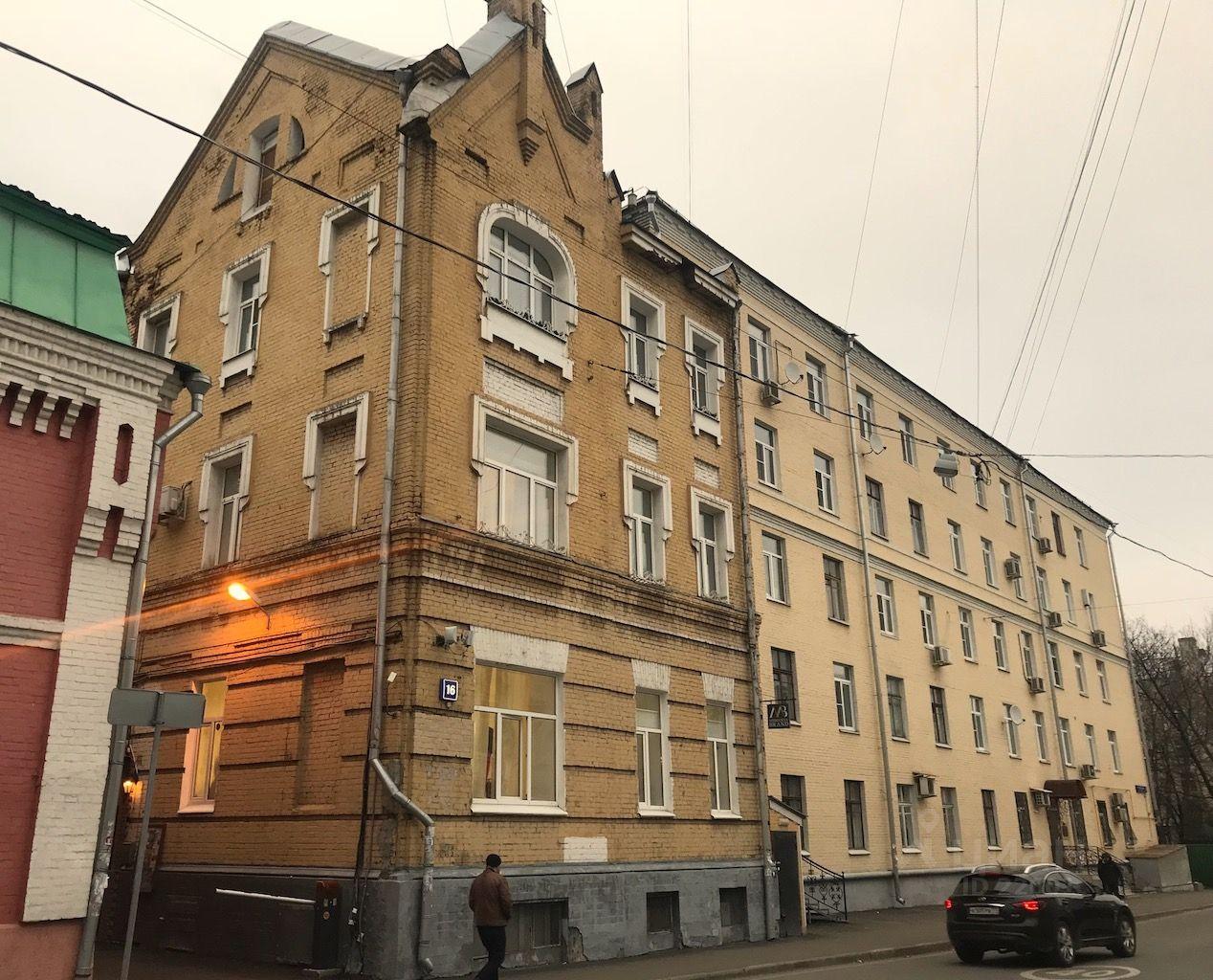 Снять место под офис Монетчиковский 5-й переулок объявления сдается коммерческая недвижимость
