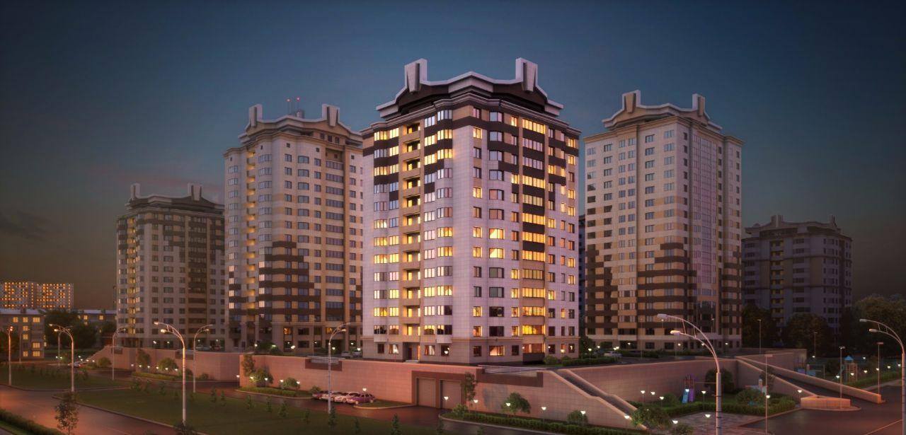 жилой комплекс Квартал Банный