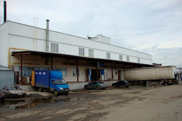Складской комплекс на ул. Салютовская, 1