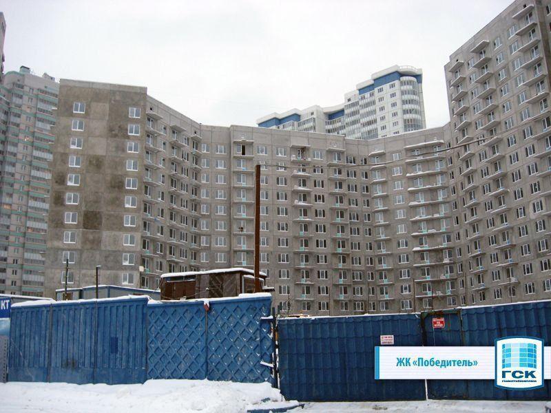 жилой комплекс Победитель