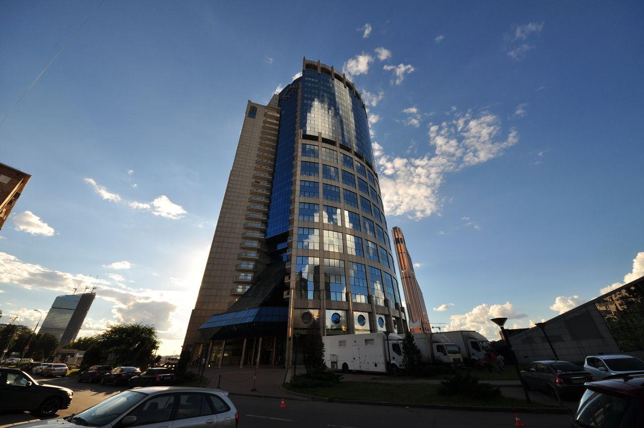 БЦ Башня 2000. Москва-Сити