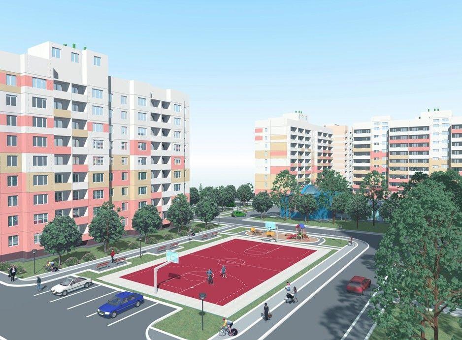 жилой комплекс по ул. Поселок УКСМ
