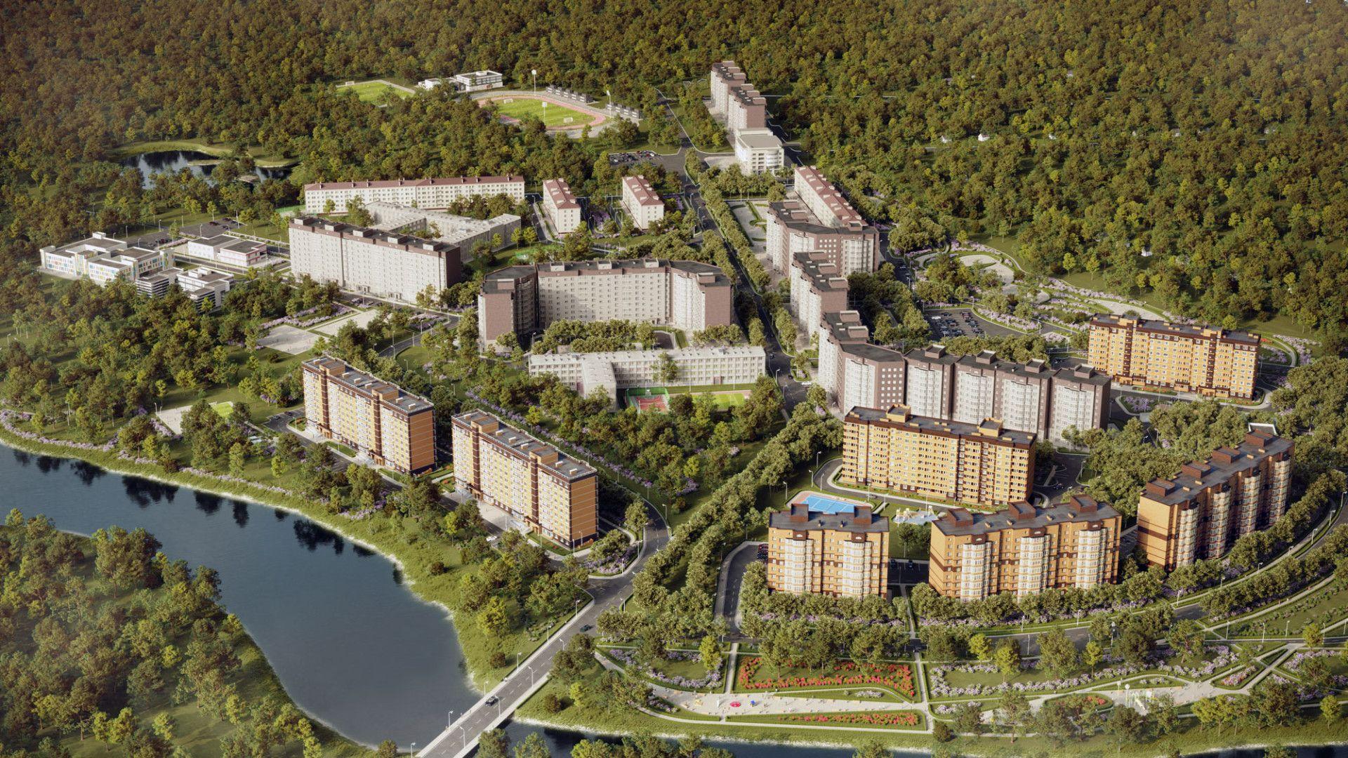 продажа квартир Майданово Парк