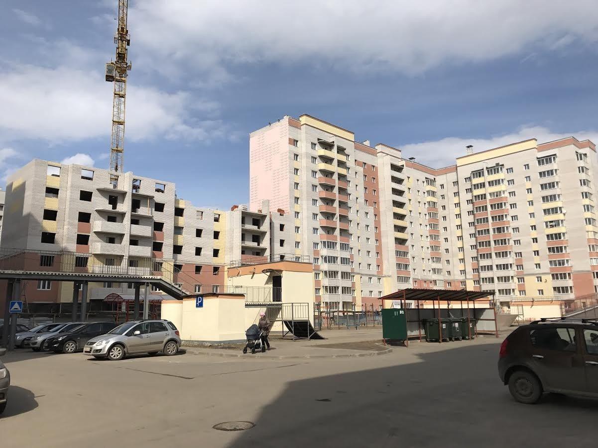 жилой комплекс Конева, 47а