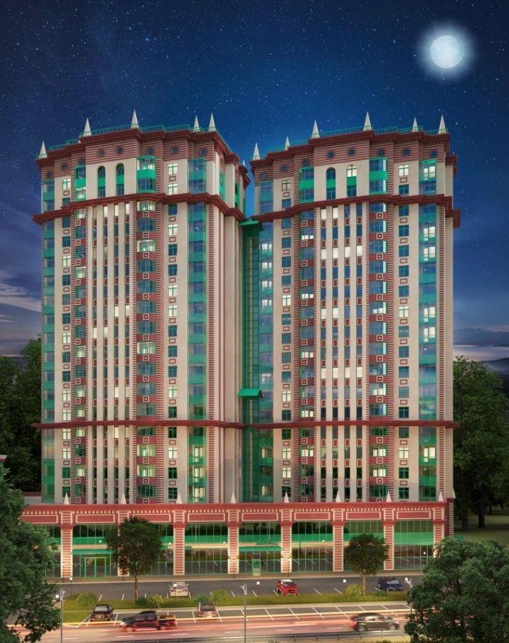 купить квартиру в ЖК Дом на Гагарина