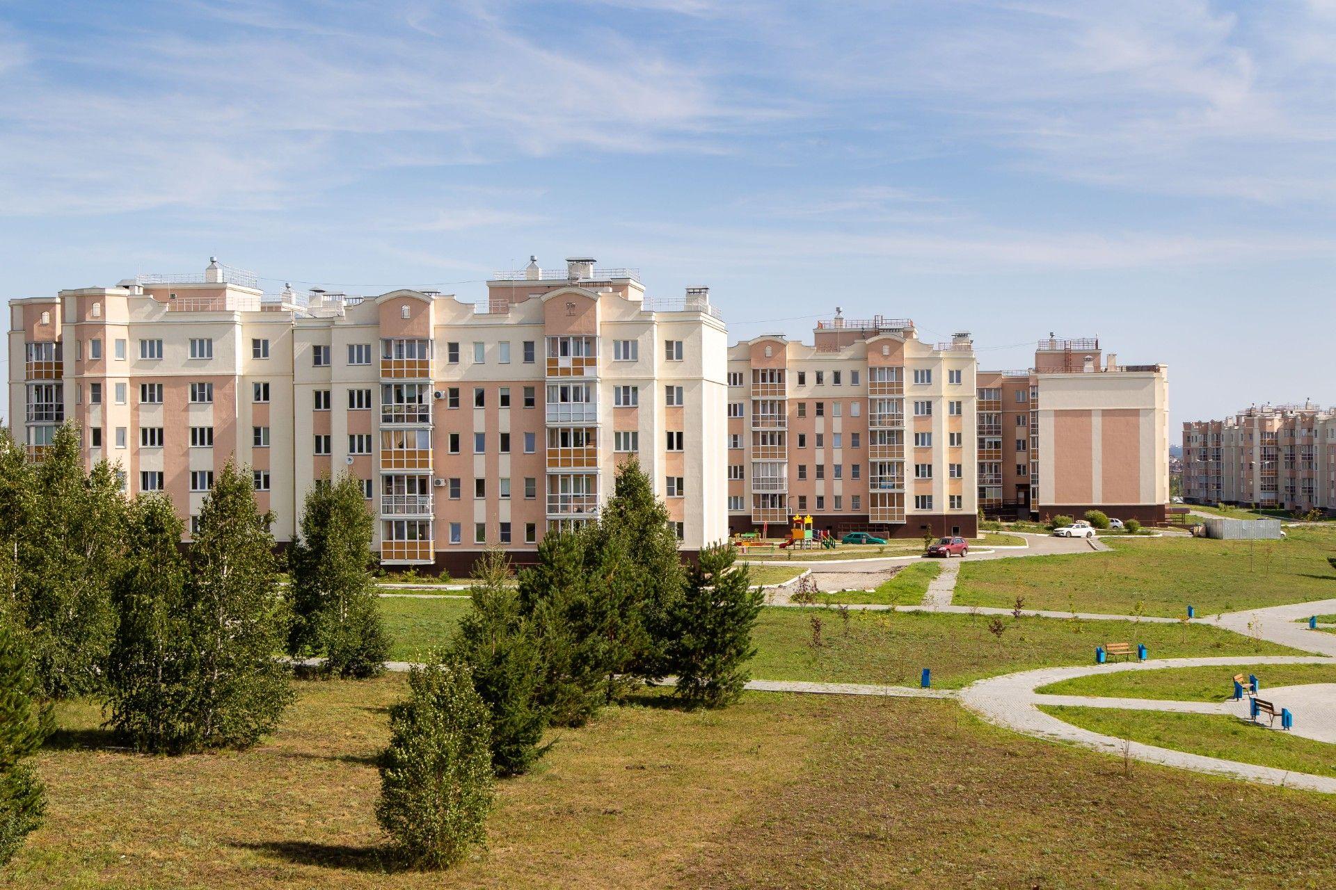 жилой комплекс Белый хутор