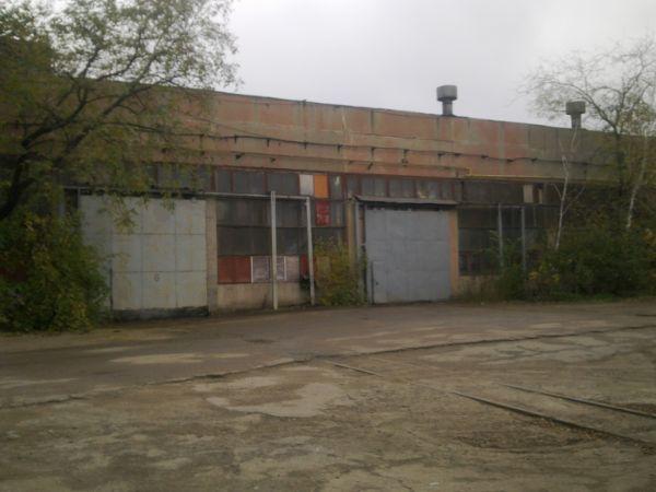 Производственно-складской комплекс в Крутом проезде, 3