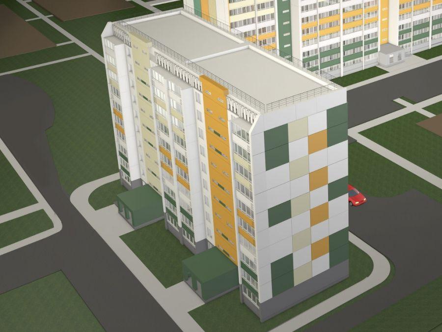 жилой комплекс Зеленый квартал