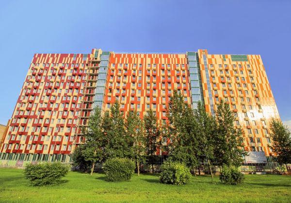 2-я Фотография ЖК «Апарт-комплекс Cleverland (Клеверленд)»