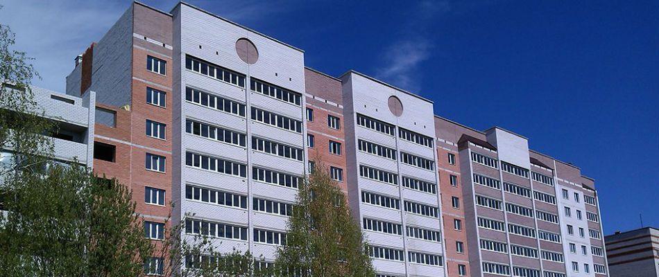 жилой комплекс ул. Прохорова 46
