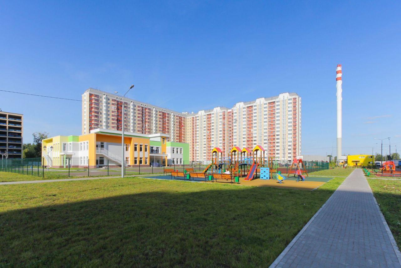купить квартиру в ЖК Микрорайон Немчиновка