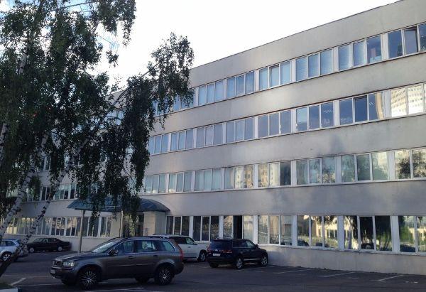 Бизнес-центр на ул. Намёткина, 10Бс1